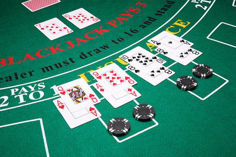 Blackjack pragmatic
